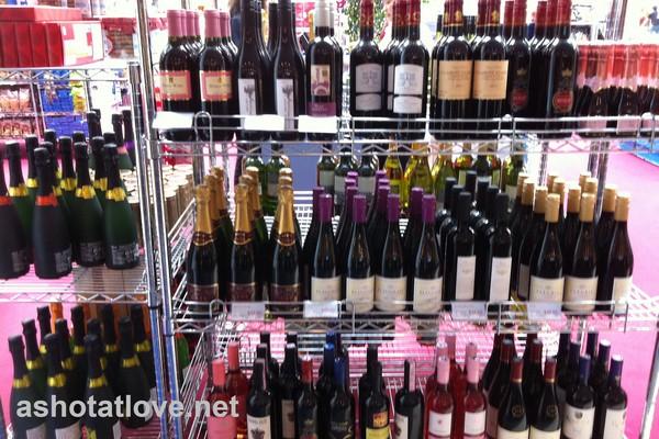 wines at John Little