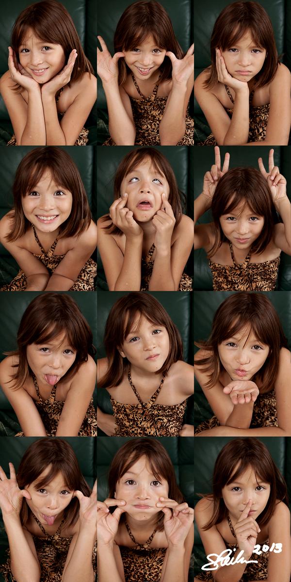 Faces Maria