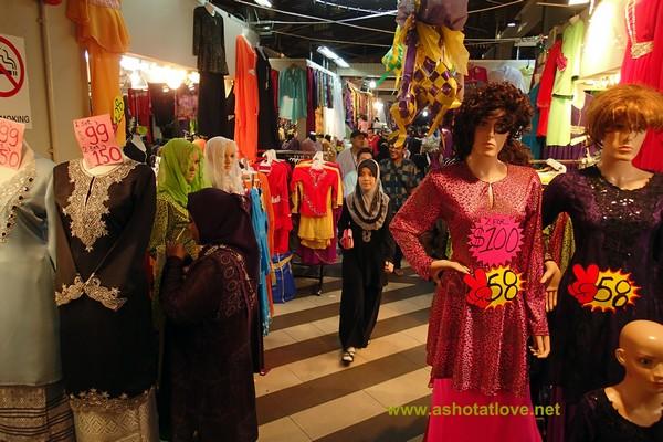 Baju Kurungs and Baju Kebayas