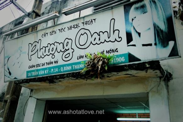 Phuong Oanh salon