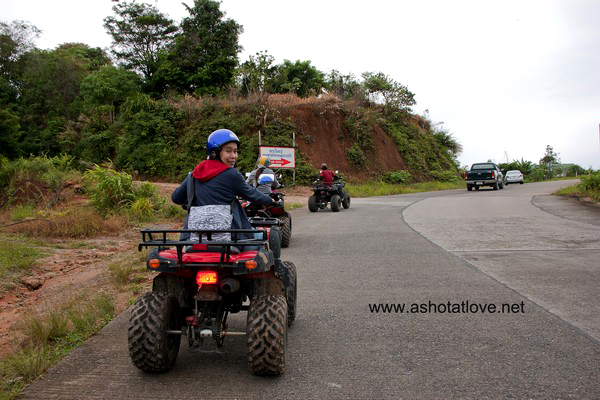 ATV ride in Phuket