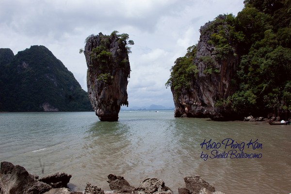 The James Bond Island