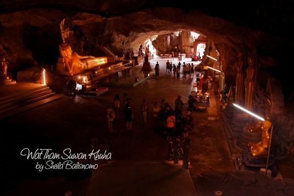 The Buddha cave