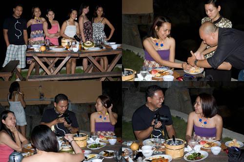 tenn's bday celebration