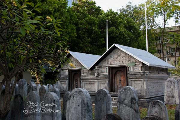 a cementery