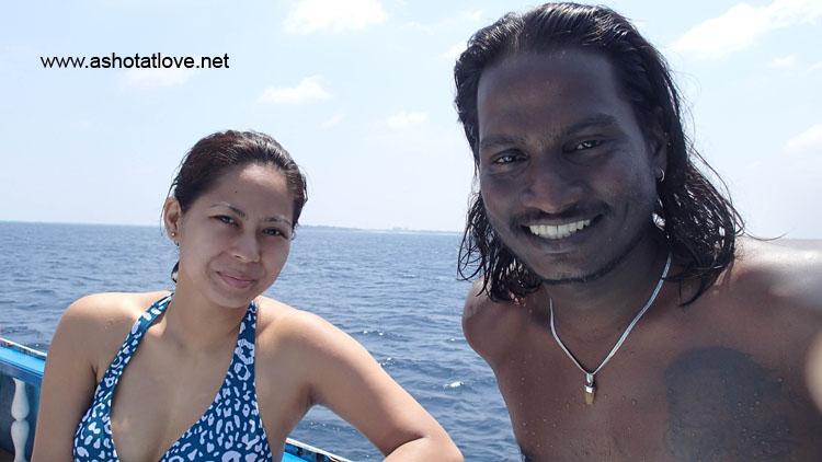 Sarath and I