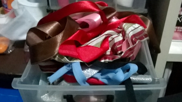 used ribbons