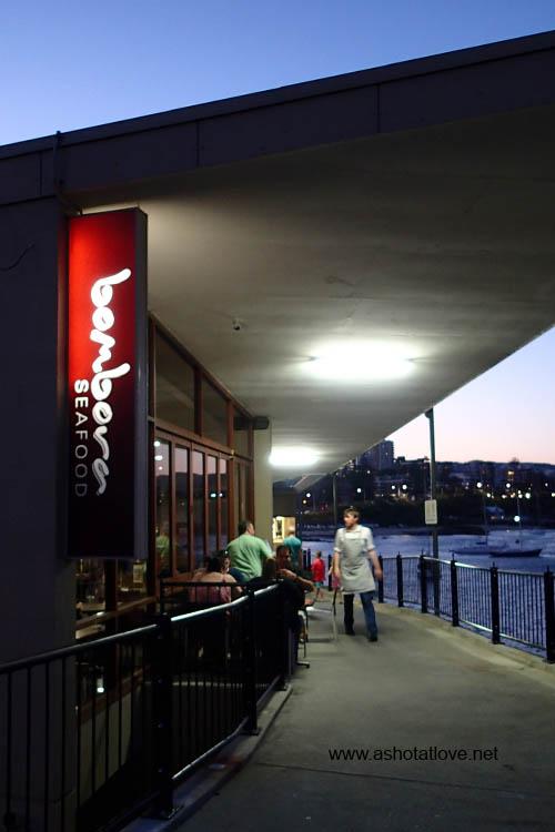 Bombora Seafood Restaurant