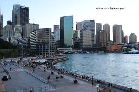 view of Circular Quay