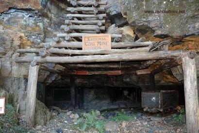 an old Coal Mine