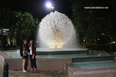 El Almein Fountain