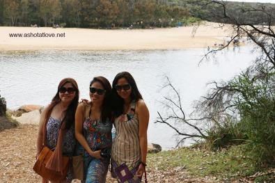 the 3 tourists