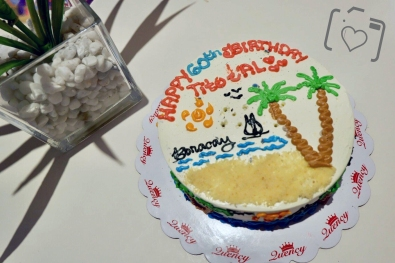 Tito Bal's cake